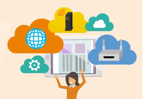 端末導入・インフラ整備を包括的にサポートします!